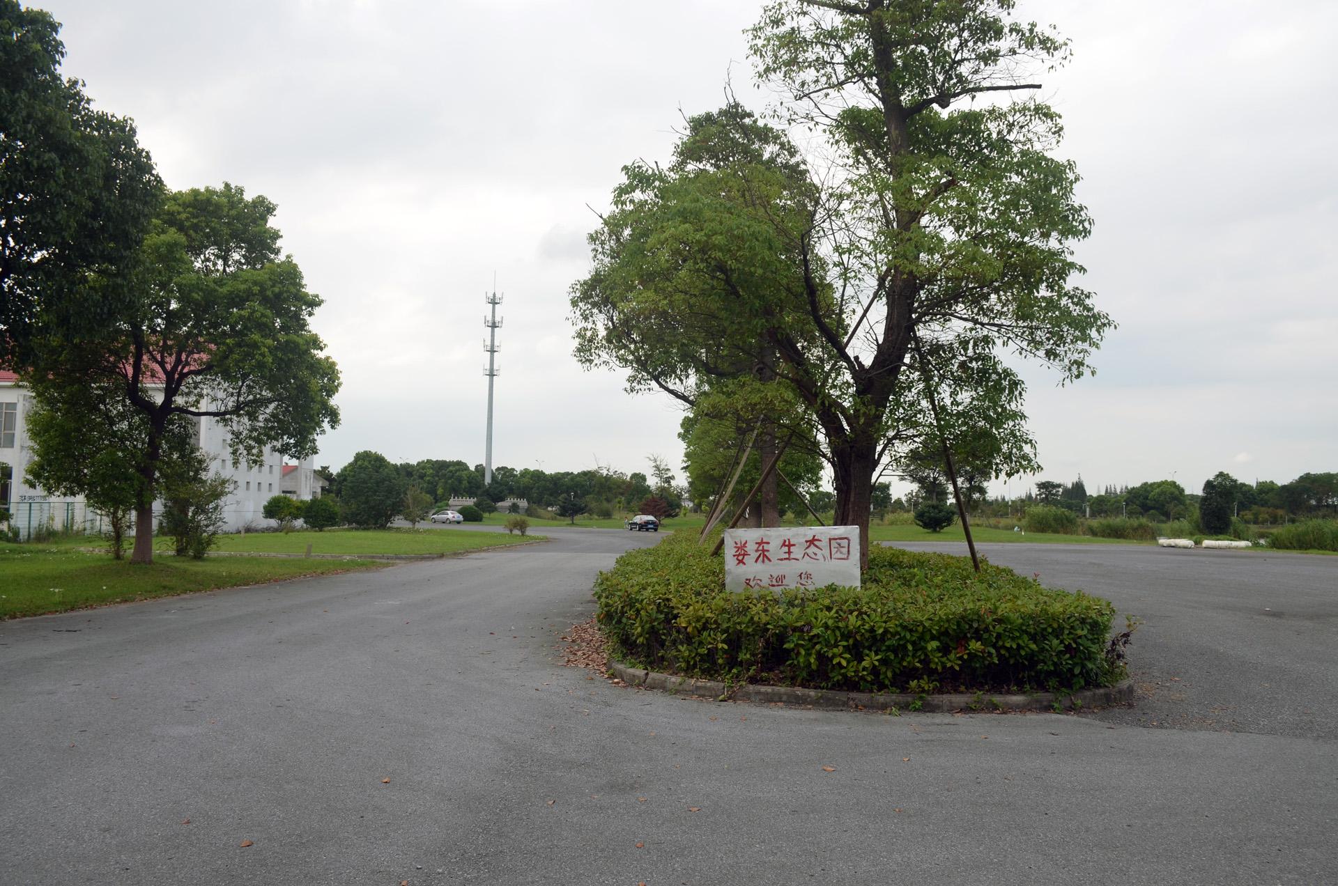 娄东生态园太仓娄东商务休闲垂钓中心风景秀丽 这里是太仓 摄影 第9张