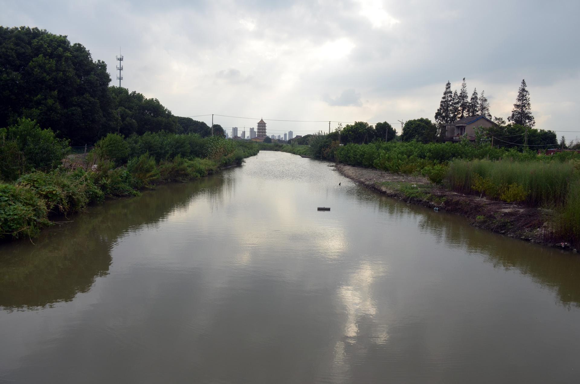 远景多角度太仓海天禅寺红庙的宏伟和江南缥缈正在建设的后殿 这里是太仓 摄影 第24张