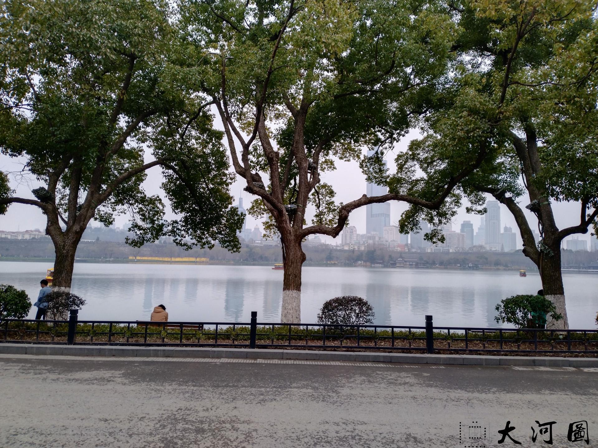 2019年3月的南京玄武湖公园之旅 摄影 第6张