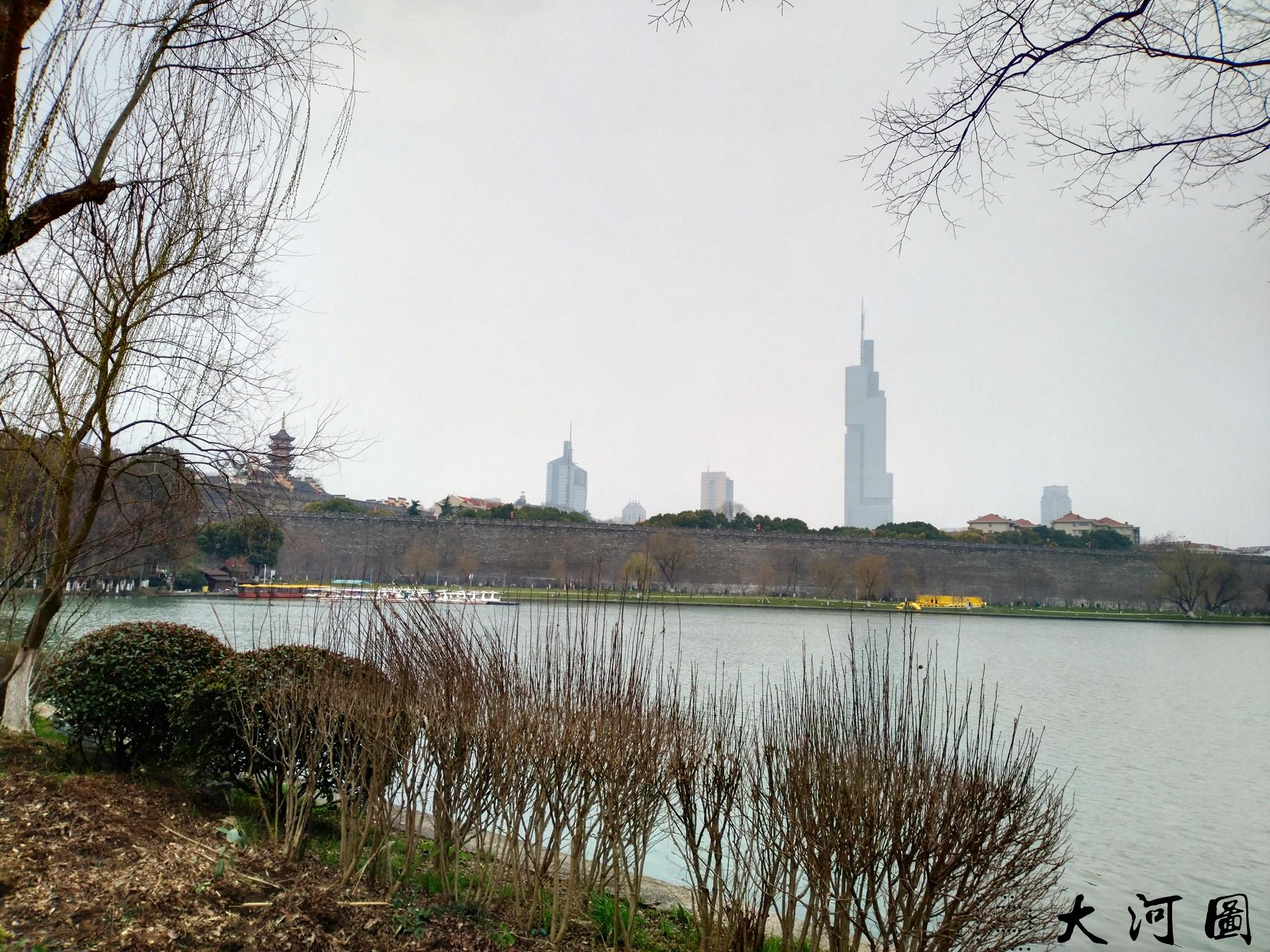 2019年3月的南京玄武湖公园之旅 摄影 第9张