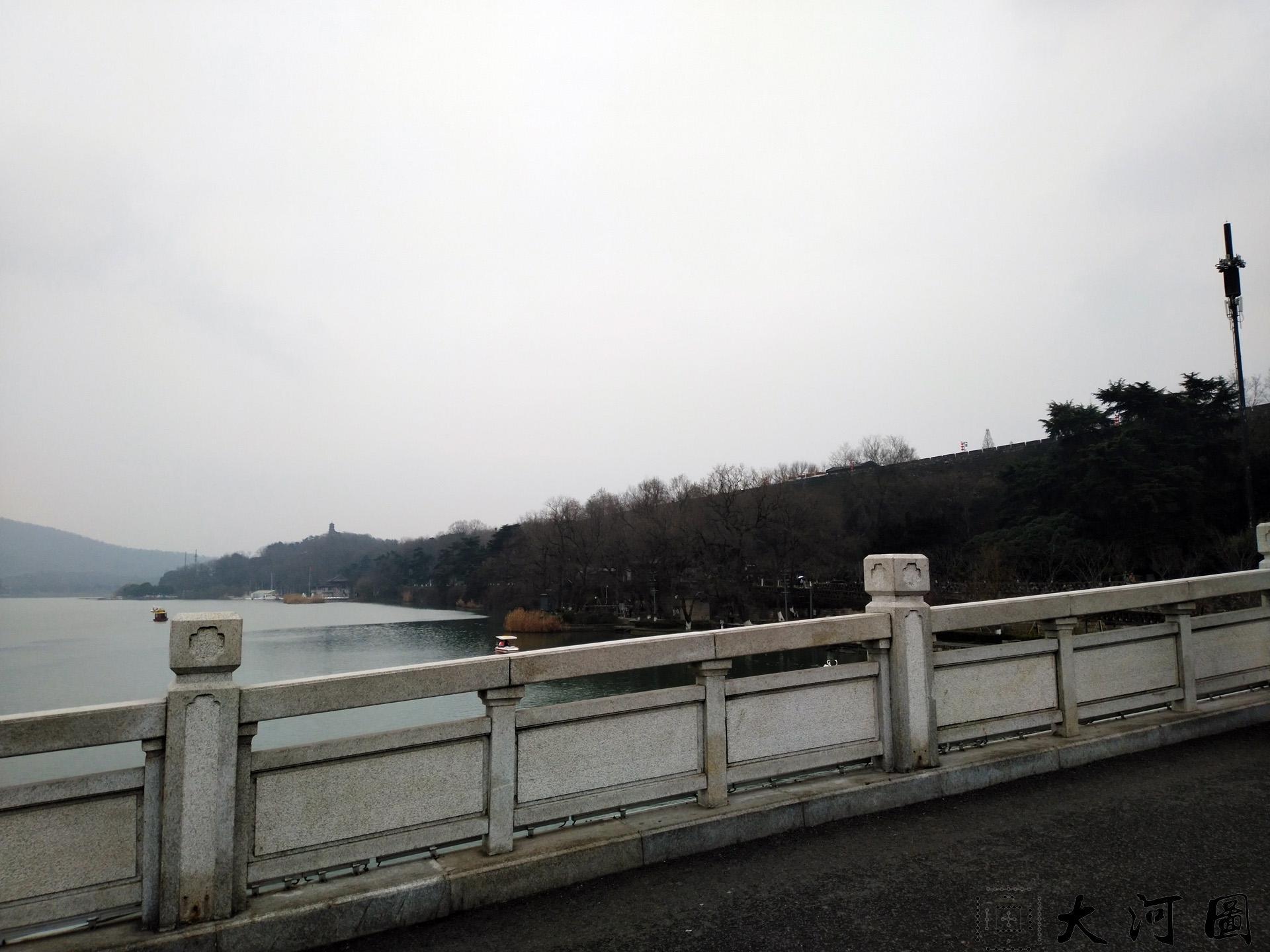 2019年3月的南京玄武湖公园之旅 摄影 第13张