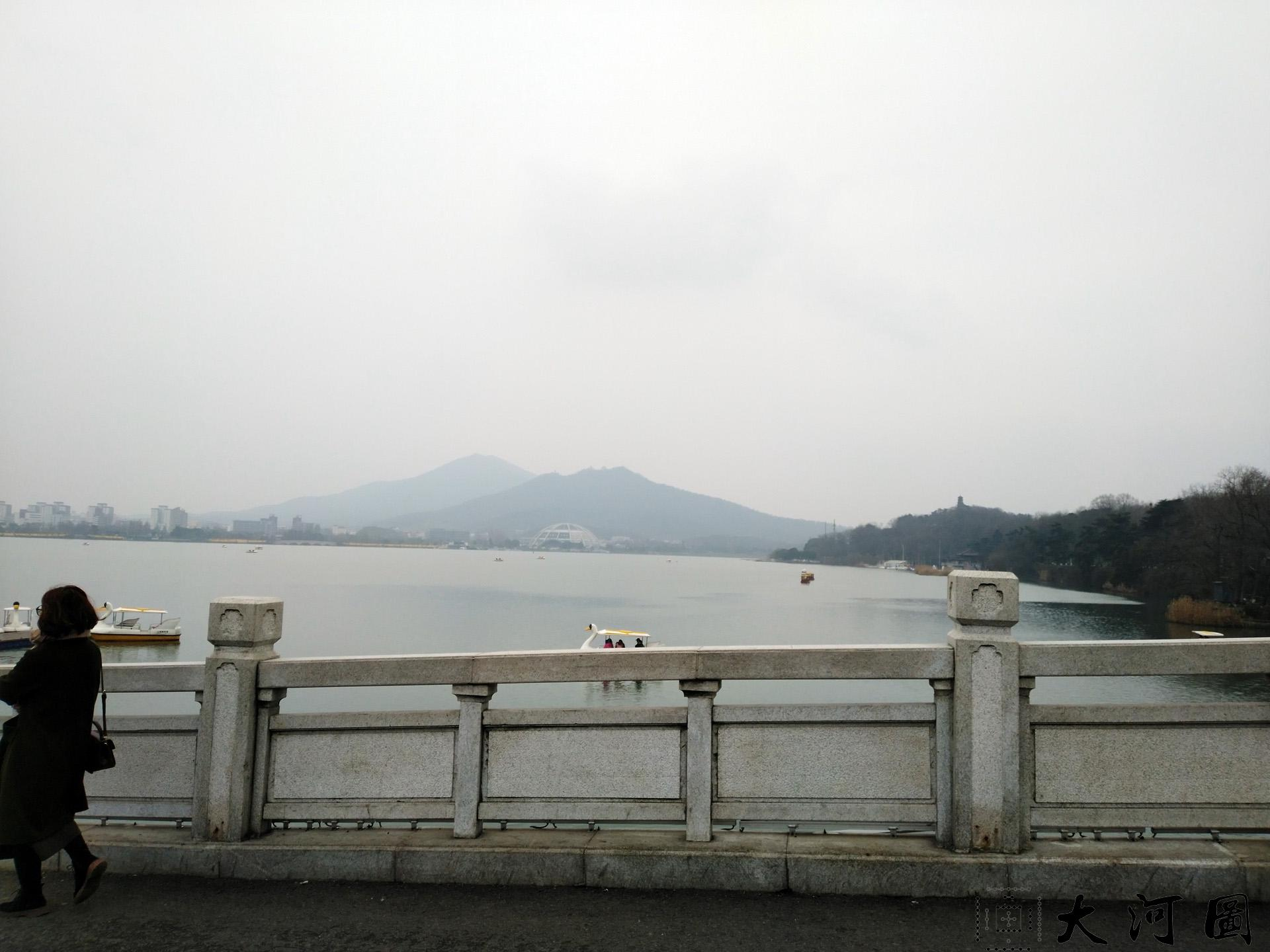 2019年3月的南京玄武湖公园之旅 摄影 第12张