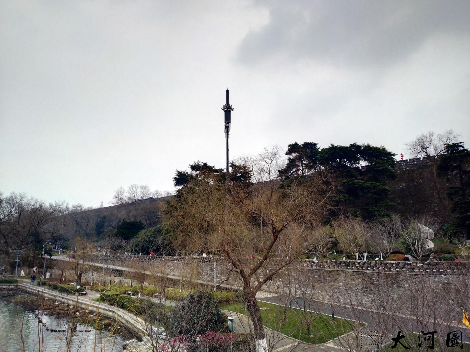 2019年3月的南京玄武湖公园之旅 摄影 第14张