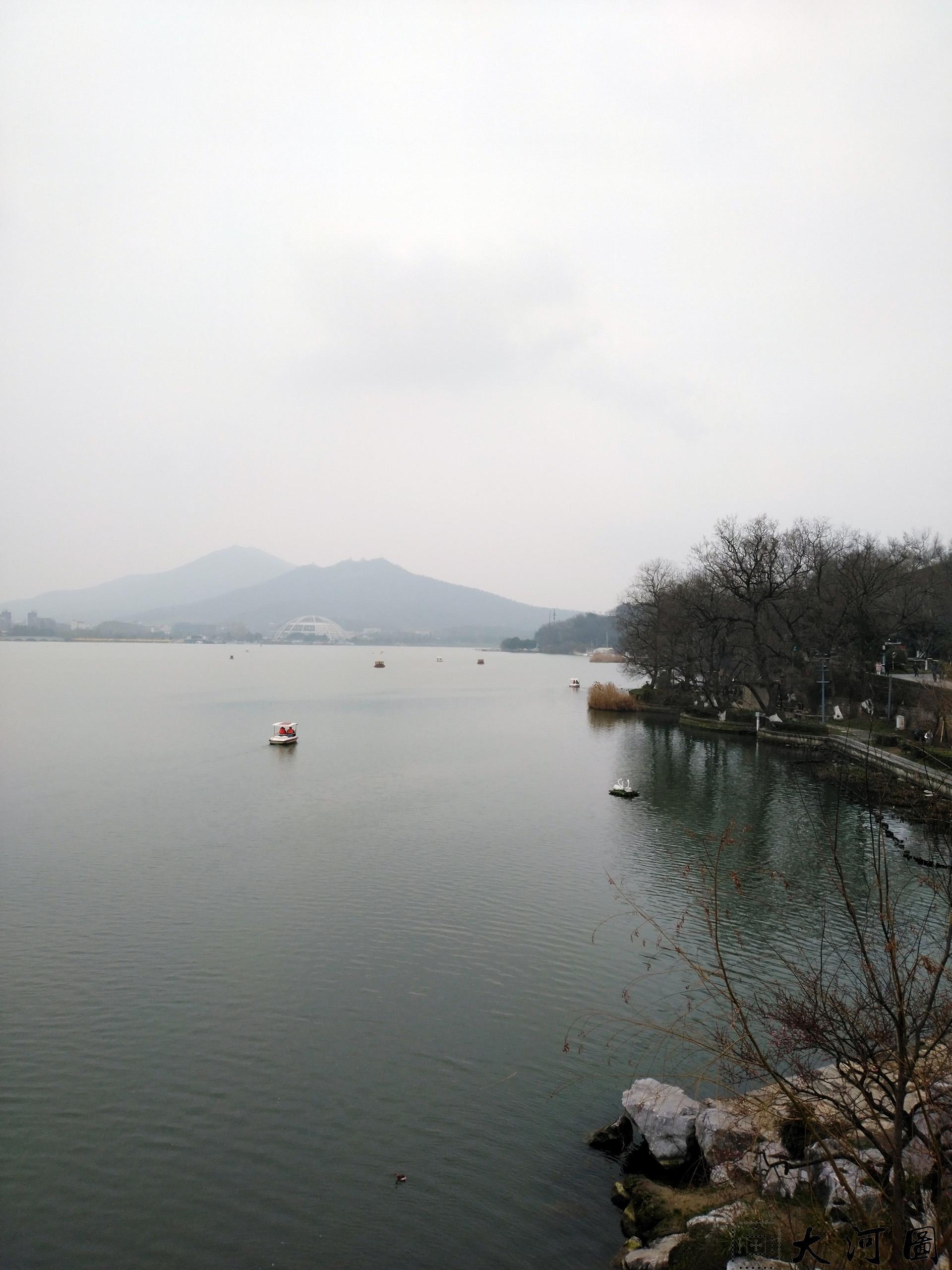 2019年3月的南京玄武湖公园之旅 摄影 第16张