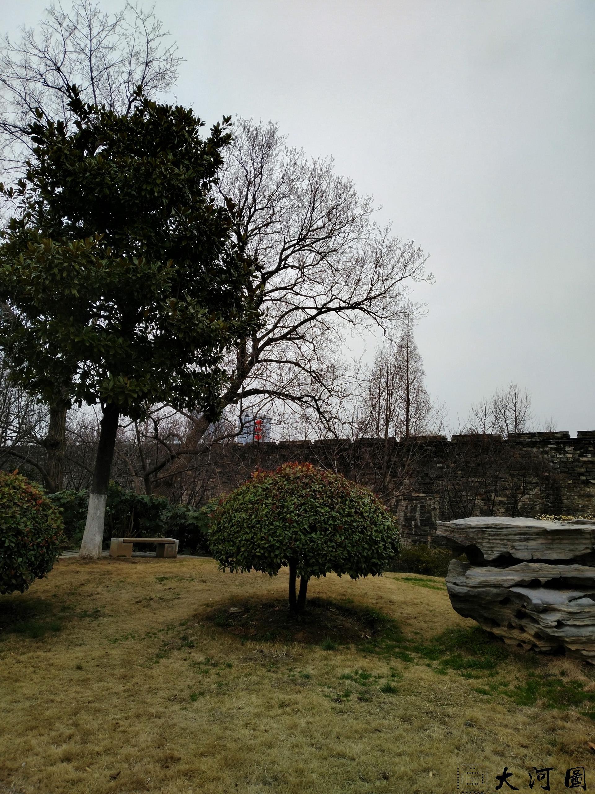 2019年3月的南京玄武湖公园之旅 摄影 第26张